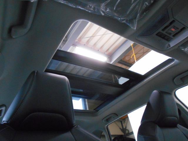 ハイブリッドG 4WD サンルーフ レザーシート 寒冷地仕様 パワーバックドア LEDヘッド フルセグ DVD再生 ブラインドモニター セーフティセンス ビルトインETC スマートキー2個 走行2千km台(60枚目)