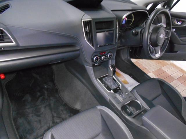 2.0i-Lアイサイト 4WD メモリーナビ バックカメラ ETC LEDヘッド スマートキー2個 アイサイト プッシュスタート オートクルーズ 純正アルミ 横滑り防止 シートリフター 走行3万km台(8枚目)