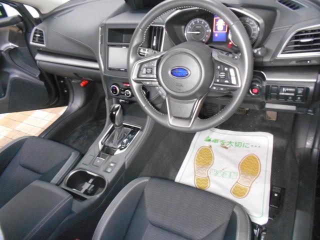 2.0i-Lアイサイト 4WD メモリーナビ バックカメラ ETC LEDヘッド スマートキー2個 アイサイト プッシュスタート オートクルーズ 純正アルミ 横滑り防止 シートリフター 走行3万km台(12枚目)