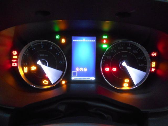 2.0i-Lアイサイト 4WD メモリーナビ バックカメラ ETC LEDヘッド スマートキー2個 アイサイト プッシュスタート オートクルーズ 純正アルミ 横滑り防止 シートリフター 走行3万km台(17枚目)