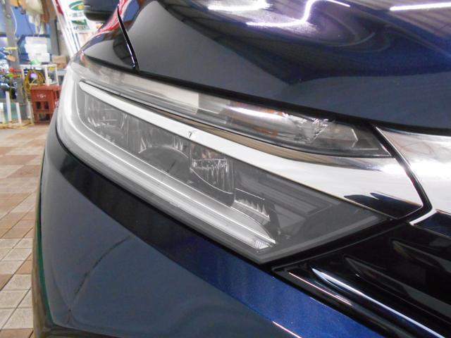 ハイブリッドX ワンオーナー あんしんパッケージ LEDヘッドライト インターナビ ビルトインETC バックカメラ クルーズコントロール パドルシフト スマートキー プッシュスタート 走行71000キロ(27枚目)