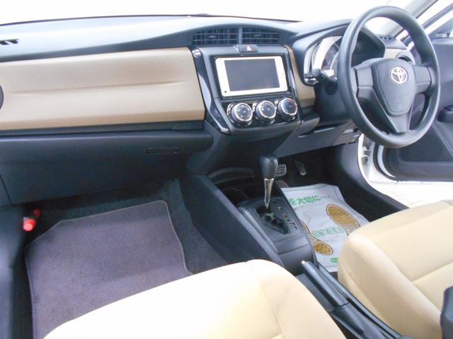 1.5X 4WD ワンオーナー メモリーナビ 地デジ BTオーディオ キーレス 横滑り防止 シートリフター カーテンエアバック AUX端子 ETC 走行3万km台(8枚目)
