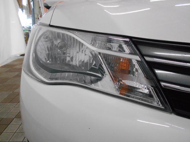 1.5X 4WD ワンオーナー メモリーナビ 地デジ BTオーディオ キーレス 横滑り防止 シートリフター カーテンエアバック AUX端子 ETC 走行3万km台(27枚目)