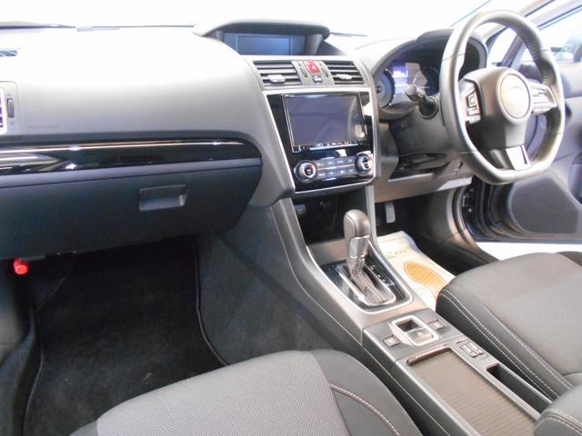 1.6GTアイサイト 4WD メモリーナビ バックカメラ 純正アルミ スマートキー2個 LEDヘッドライト パドルシフト フルセグ DVD再生 BTオーディオ 前席シートヒーター アイサイトセーフティプラス 走行2万km台(8枚目)
