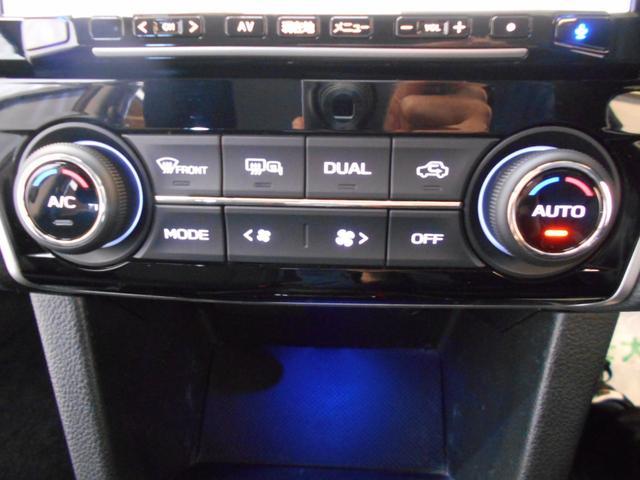 1.6GTアイサイト 4WD メモリーナビ バックカメラ 純正アルミ スマートキー2個 LEDヘッドライト パドルシフト フルセグ DVD再生 BTオーディオ 前席シートヒーター アイサイトセーフティプラス 走行2万km台(16枚目)