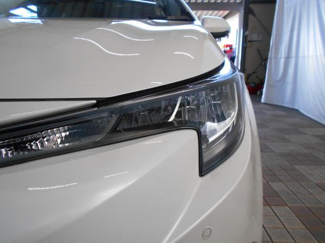 G-X トヨタセーフティセンス クリアランスソナー バックカメラ ビルトインETC ナビアプリ スマートキー2個 プッシュスタート LEDヘッドライト BTオーディオ 走行8千km台(29枚目)