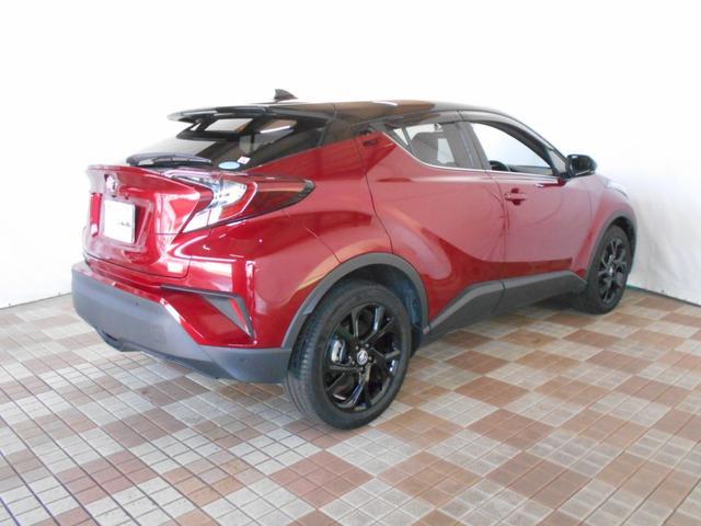 G-T モード ネロ 4WD ターボ トヨタセーフティセンス BSM RCTA 純正ナビ フルセグ バックカメラ ハーフレザーシート シートヒーター LEDヘッドライト スマートキー2個 特別仕様車 走行11200キロ(5枚目)