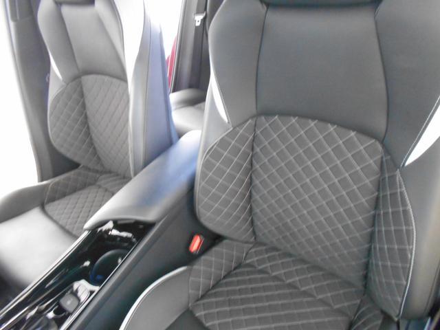 G-T モード ネロ 4WD ターボ トヨタセーフティセンス BSM RCTA 純正ナビ フルセグ バックカメラ ハーフレザーシート シートヒーター LEDヘッドライト スマートキー2個 特別仕様車 走行11200キロ(9枚目)