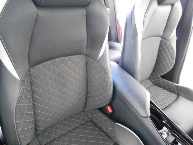 G-T モード ネロ 4WD ターボ トヨタセーフティセンス BSM RCTA 純正ナビ フルセグ バックカメラ ハーフレザーシート シートヒーター LEDヘッドライト スマートキー2個 特別仕様車 走行11200キロ(13枚目)
