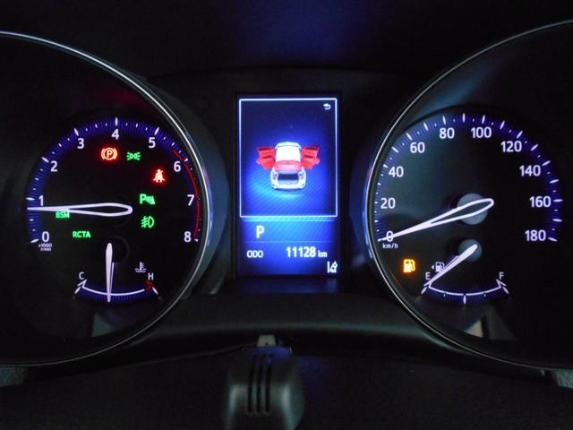 G-T モード ネロ 4WD ターボ トヨタセーフティセンス BSM RCTA 純正ナビ フルセグ バックカメラ ハーフレザーシート シートヒーター LEDヘッドライト スマートキー2個 特別仕様車 走行11200キロ(17枚目)