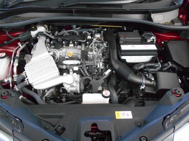 G-T モード ネロ 4WD ターボ トヨタセーフティセンス BSM RCTA 純正ナビ フルセグ バックカメラ ハーフレザーシート シートヒーター LEDヘッドライト スマートキー2個 特別仕様車 走行11200キロ(20枚目)