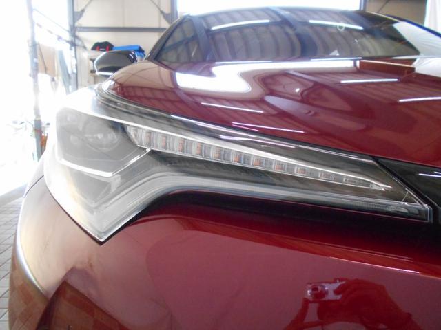 G-T モード ネロ 4WD ターボ トヨタセーフティセンス BSM RCTA 純正ナビ フルセグ バックカメラ ハーフレザーシート シートヒーター LEDヘッドライト スマートキー2個 特別仕様車 走行11200キロ(27枚目)