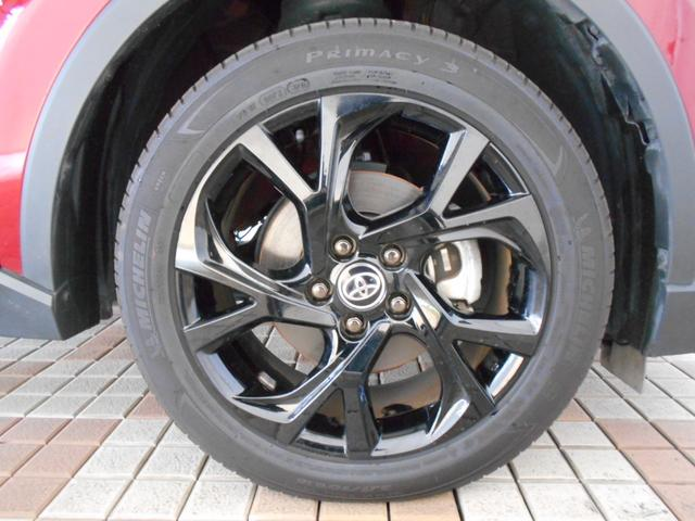 G-T モード ネロ 4WD ターボ トヨタセーフティセンス BSM RCTA 純正ナビ フルセグ バックカメラ ハーフレザーシート シートヒーター LEDヘッドライト スマートキー2個 特別仕様車 走行11200キロ(35枚目)