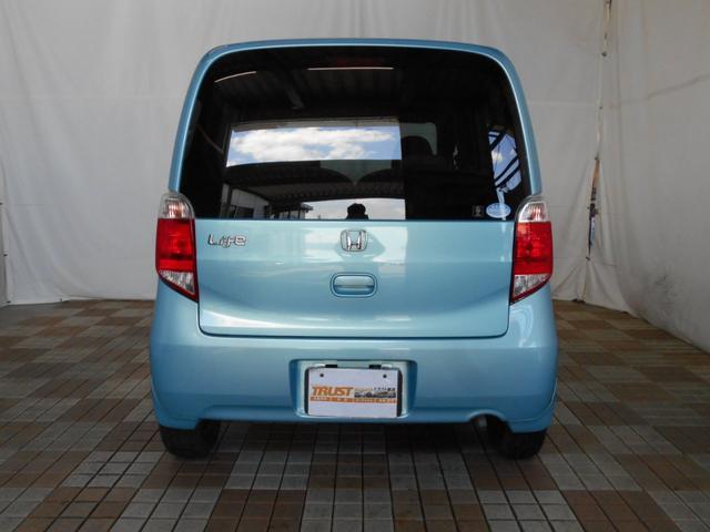 C 純正CD AUX端子 ベンチシート キーレス スペアキー ABS バニティミラー マッドガード プライバシーガラス ライトレベライザー 走行4万km台(6枚目)