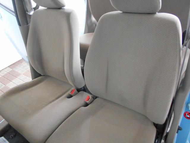 C 純正CD AUX端子 ベンチシート キーレス スペアキー ABS バニティミラー マッドガード プライバシーガラス ライトレベライザー 走行4万km台(9枚目)