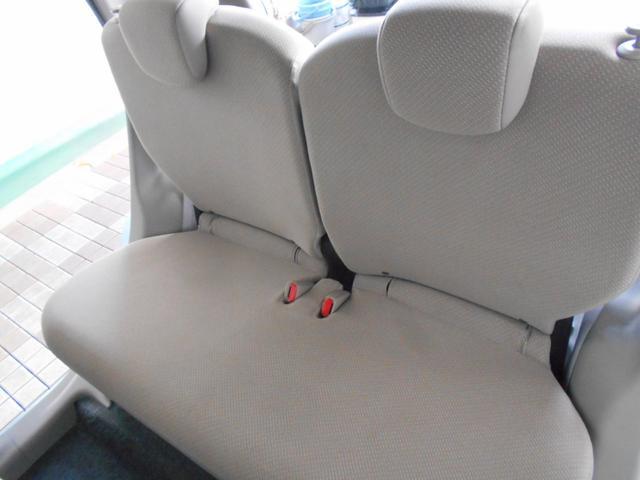 C 純正CD AUX端子 ベンチシート キーレス スペアキー ABS バニティミラー マッドガード プライバシーガラス ライトレベライザー 走行4万km台(10枚目)