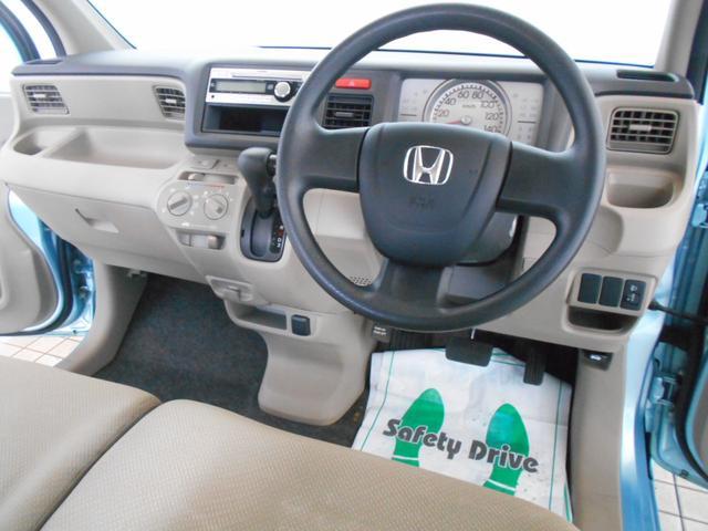C 純正CD AUX端子 ベンチシート キーレス スペアキー ABS バニティミラー マッドガード プライバシーガラス ライトレベライザー 走行4万km台(12枚目)