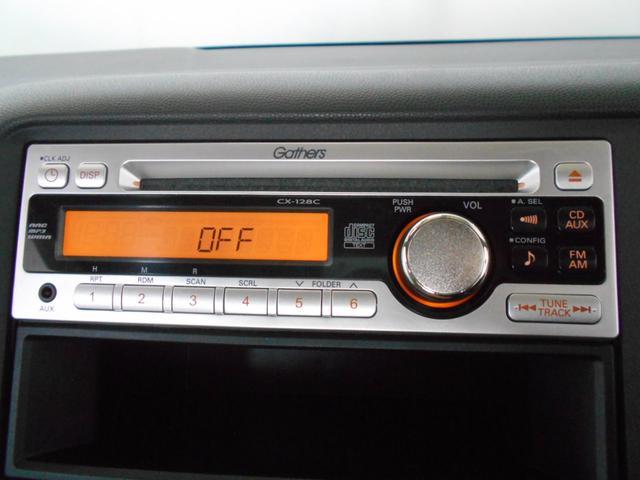 C 純正CD AUX端子 ベンチシート キーレス スペアキー ABS バニティミラー マッドガード プライバシーガラス ライトレベライザー 走行4万km台(15枚目)