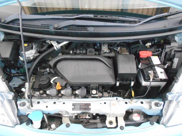C 純正CD AUX端子 ベンチシート キーレス スペアキー ABS バニティミラー マッドガード プライバシーガラス ライトレベライザー 走行4万km台(20枚目)