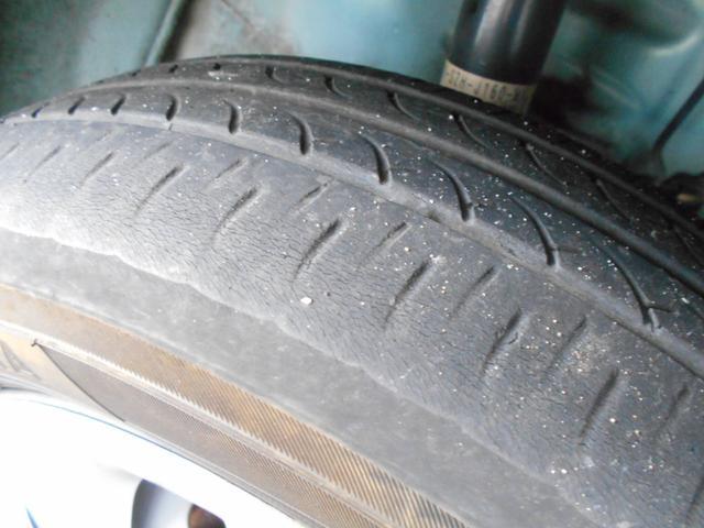 C 純正CD AUX端子 ベンチシート キーレス スペアキー ABS バニティミラー マッドガード プライバシーガラス ライトレベライザー 走行4万km台(36枚目)