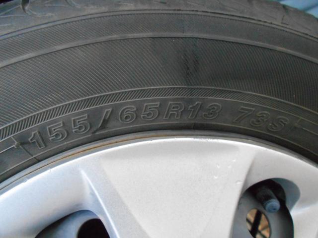 C 純正CD AUX端子 ベンチシート キーレス スペアキー ABS バニティミラー マッドガード プライバシーガラス ライトレベライザー 走行4万km台(43枚目)