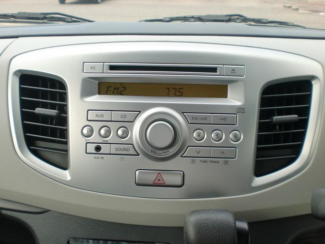 スズキ ワゴンR FX 純正CD キーレス 運転席シートヒーター