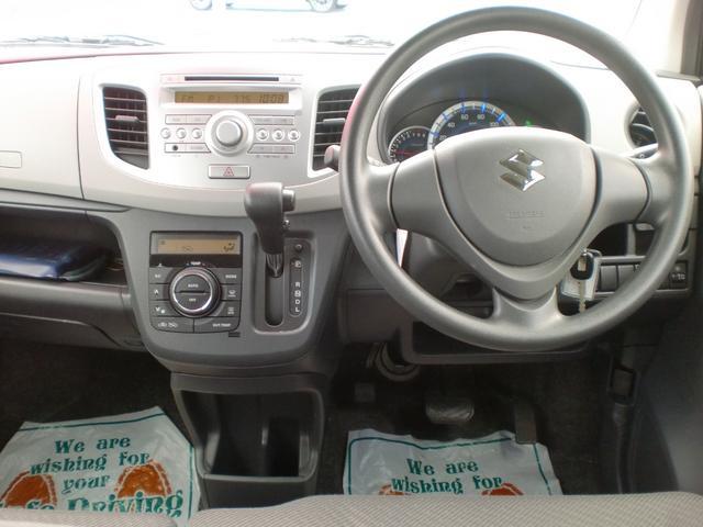 スズキ ワゴンR FX エネチャージ アイドリングストップ シートヒーター