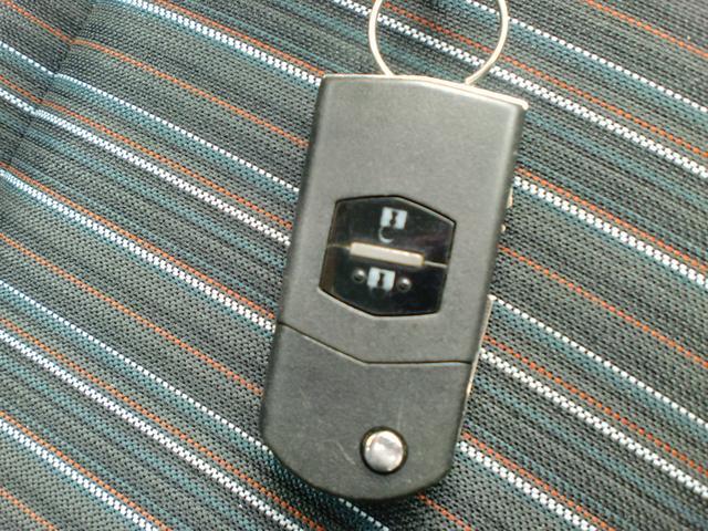 マツダ デミオ 13C キーレス ETC 夏タイヤ3本新品交換