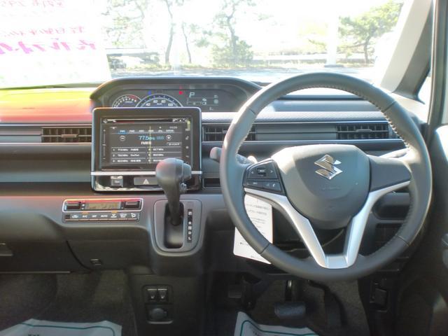 スズキ ワゴンR ハイブリッドFZ 4WD 全方位ナビ シートヒーター