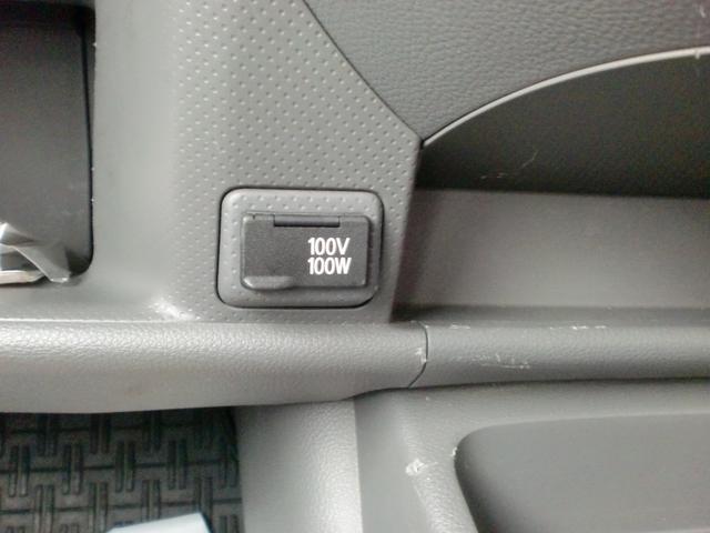 日産 AD DX 夏タイヤ4本新品交換 100W電源