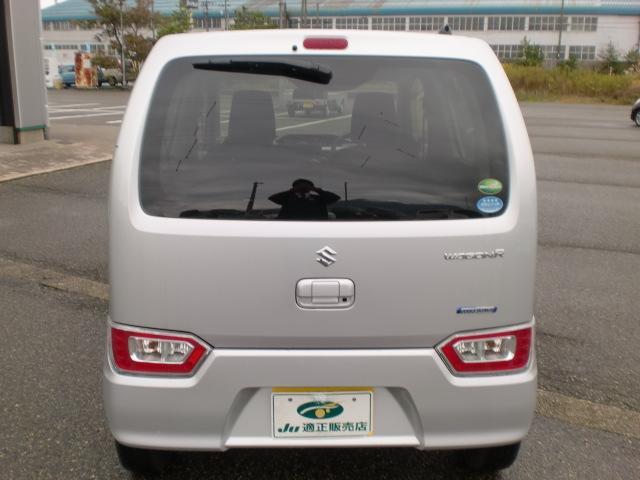 スズキ ワゴンR ハイブリッドFX セーフティパッケージ シートヒーター