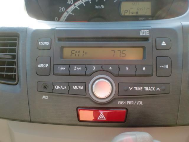 スバル ステラ L アイドリングストップ キーレス 純正CD