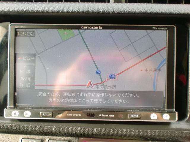 S メモリーナビ フルセグTV CD ETC(14枚目)