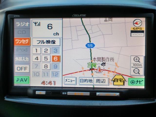 13Cスマートエディション 純正SDナビ ワンセグ(11枚目)