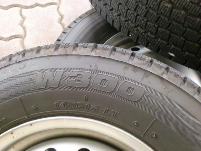 PA 4WD ハイルーフ AT 新品社外アルミ(10枚目)