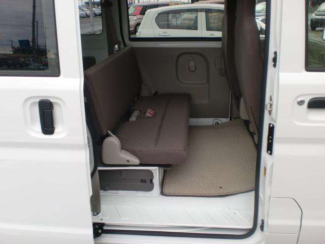 DX GLパッケージ ハイルーフ 4WD 届出済未使用車(11枚目)