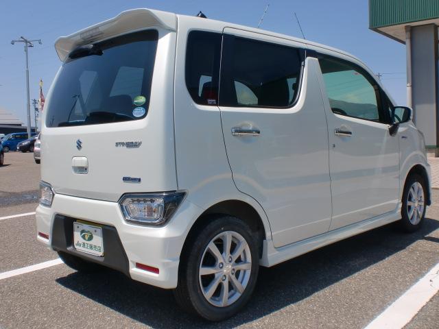 「スズキ」「ワゴンRスティングレー」「コンパクトカー」「新潟県」の中古車18