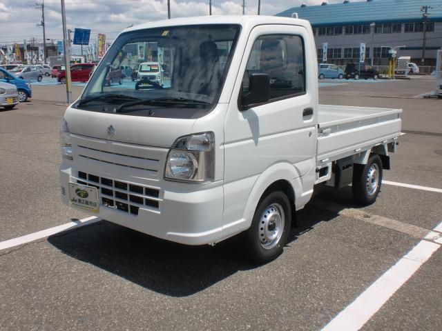 KCエアコン・パワステ 4WD 届出済未使用車(6枚目)