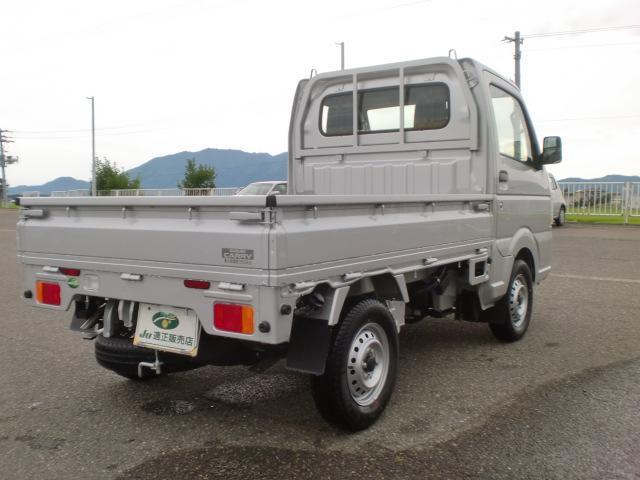 KCエアコン・パワステ 4WD 届出済未使用車(9枚目)
