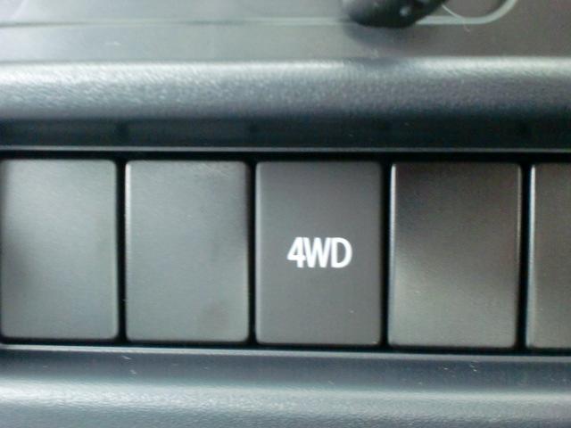 KCエアコン・パワステ 4WD 5速 届出済未使用車(4枚目)