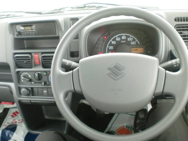 KCエアコン・パワステ 4WD 5速 届出済未使用車(6枚目)