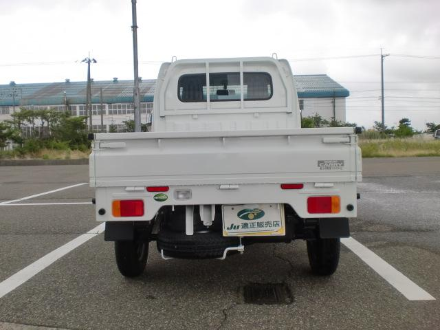 KCエアコン・パワステ 4WD 5速 届出済未使用車(9枚目)
