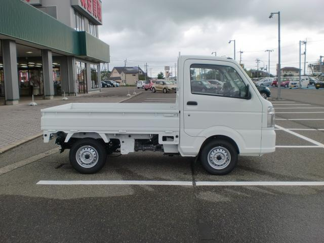 KCエアコン・パワステ 4WD 5速 届出済未使用車(10枚目)