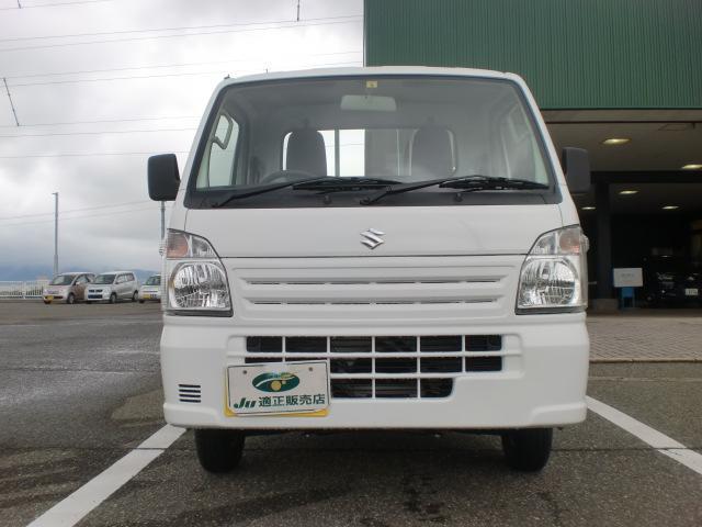 KCエアコン・パワステ 4WD 5速 届出済未使用車(11枚目)