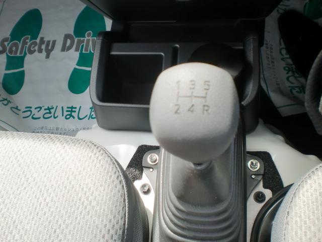 スタンダードSAIIIt 届出済未使用車 5速マニュアル(8枚目)