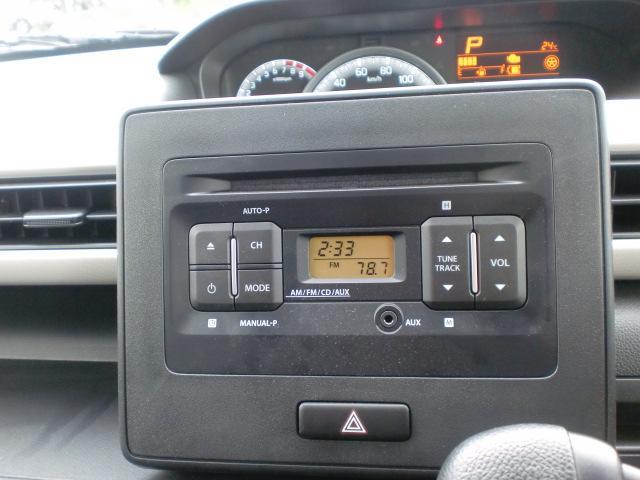ハイブリッドFX 純正CD シートヒーター(2枚目)