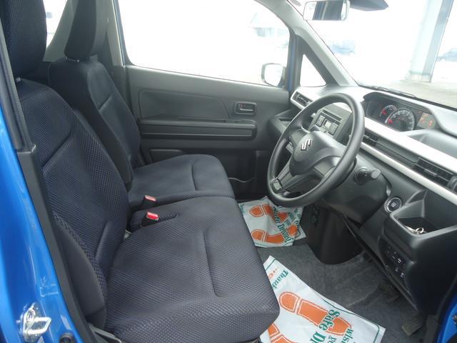 ハイブリッドFX セーフティパッケージ 4WD セーフティパッケージ/4WD/シートヒーター/Wエアバッグ/ABS/CD(8枚目)