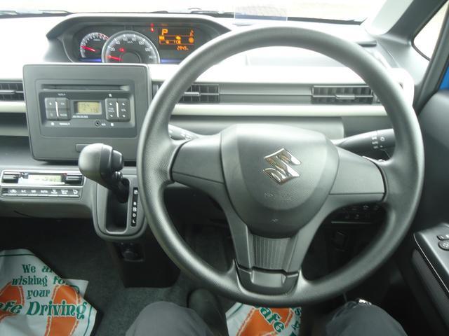 ハイブリッドFX セーフティパッケージ 4WD セーフティパッケージ/4WD/シートヒーター/Wエアバッグ/ABS/CD(10枚目)