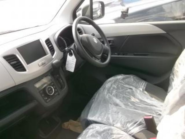 スズキ ワゴンR FX 届出済未使用車 アイドリングストップ CVT