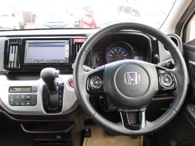 ホンダ N-WGNカスタム G・Aパッケージ 4WD ナビ・バックカメラ